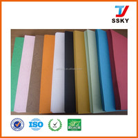 Leather book cover colored embossed paper book binding cover