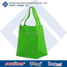 Environmental Nonwoven Promotional shopping bag, nonwoven bag