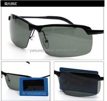 Fashion UV 400 men polarized Sunglasses DLS 9009