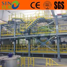 Favorites Compare 4*8ft full automatic short cycle mdf/mdf door skin hot press lamination machine/hot press melamine laminating
