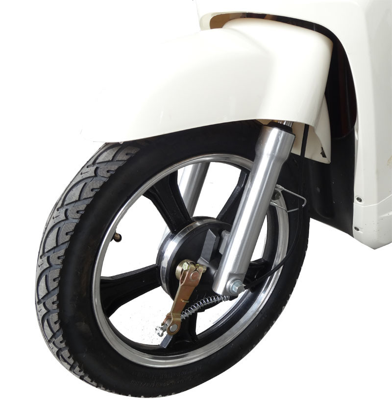 Cheap 2 wheels 200W electric scooter with pedals for Australia--LS1-4