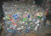 Pet bottle scraps