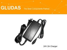 24V 2A Power Charger/Supply/Battery Charger