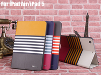 High Quality Custom Leather Case For iPad Air/iPad 5 Tablet Cover