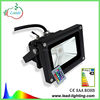 UL 10w IP65 competitive EXW RGB LED floodlight for projects