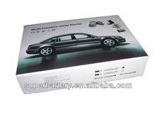 400A Peak miniture battery jump starter kit 12V roadside emergency car accessories portable starter