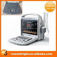 High cost performance color doppler ultrasound for small parts