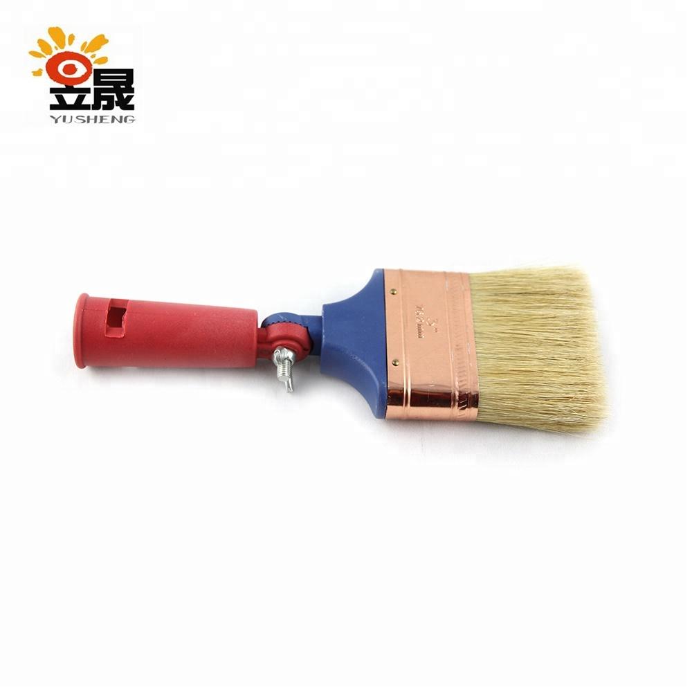 Plástico camello techo mango del cepillo de limpieza