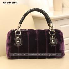 woman hand bag cheap handbags from china handbags fashion winter suede tote bag
