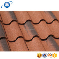 GKR-R14 Decramastic Colored Stone Granulas Spanish Roof Tiles