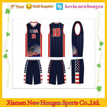 Top quality most popular customized college basketball top