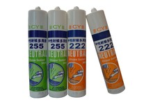 On sale cheap water heat resistant silicone rubber adhesive sealant