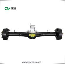 Électrique rickshaw pièces de rechange moteur 48 V / 60 V DC brushless CY marque pemanent moteur à aimant bl - DC différentiel arrière essieu controlle