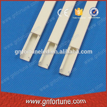 Fire Retardant Electrical PVC Square Trunkings 16x16mm