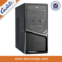 SX-C5819 simple design micro atx high quality pc computer case tower