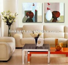 cheap printed canvas painting