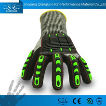 QL anti impact cut and puncture resistant gloves