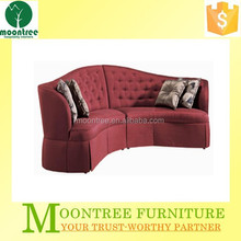 Moontree MSF-1144 fancy sectional sofa sets furniture
