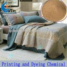 alginato de sodio de la impresión y el teñido de aditivos agente químico