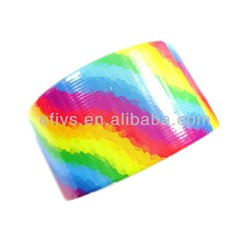 china wholesale bright and colors duct washi tape dots design