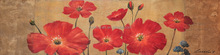 Cheapest price wall art flower acrylic painting