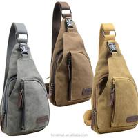 Hot Sell Famous Brand Design Men Casual Messenger Bag Vintage Fashion Mens Cross Body Bag