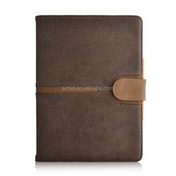 Magnetic Genuine Premium Flip Leather Case For Ipad Mini