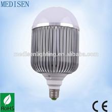2014 hot selling E27 Ra80 18w 21w 24w 36w 50w 60w 70w available light, CE led bulb