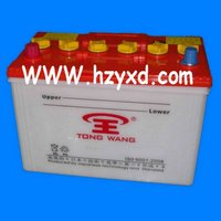 12V Auto Part Dry Cell Battery
