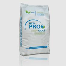20kg Custom Gravure Printing Anti Slip Side Gusset PE Recycle Bag