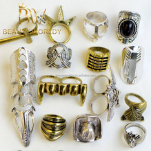 Fashion vintage gold ring /engagement ring / midi ring