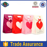 Hight quality Wedding paper gift bag wholsale