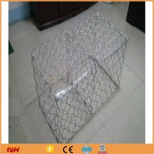 Galvanized Double Twisted Hexagonal Mesh