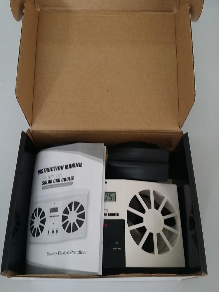 hf 606 0030 new developed solar portable cooling interior car fan dubai solar powered auto fan. Black Bedroom Furniture Sets. Home Design Ideas