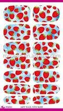 K5654/Wholesale nails art designs water transfer nail decals