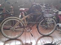 """Sport SF 7-speed 26"""" wheel crank forward woman's Beach Cruiser Bikes"""
