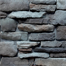 BOAO Decorative Artificial Culture Stone Building Materials