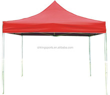 Best selling with PU coated 3 x 3m outdoor canvas gazebo KSG-1118