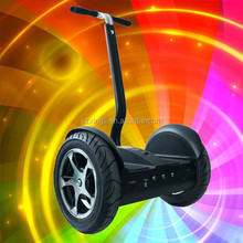electric chariot balance scooter 48v 12ah 2000w with CE, ROHS,Fcc