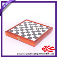 Wholesale unfinished plain wooden craft boxes to decorate