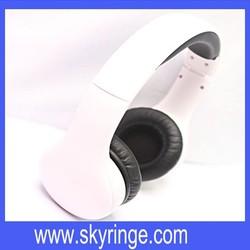 2015 newly MP3 gaming silent disco headphone popular vr headset