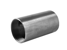 Seamless steel tube machined motor threaded bushing,Contract manufacture