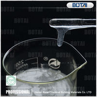 thickening agent/viscosity increaser use hydroxyethyl methyl cellulose in construction/building