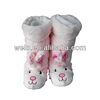Cute animal bedroom slippers boots