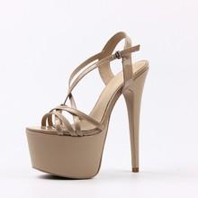 Sexy scarpe tacchi molto alti/scarpe da donna tacco alto/20 centimetri scarpe tacco alto
