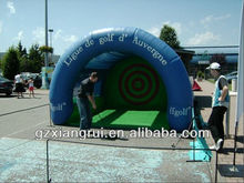 inflatable outdoor golf games