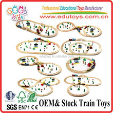 2015 newest train toys, kinds of train sets, wooden train sets for kids