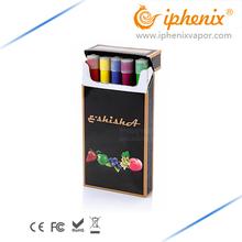 delicious flavour iphenix e shisha disposable e cigarette wholesale of 500puffs