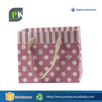 Stripe Shopping Bag,Custom Paper Bag For Gift