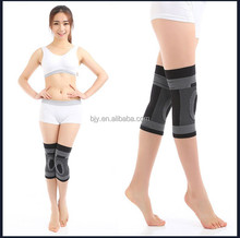 Stretch Knitting Elastic fiber Knee Brace Knee Support